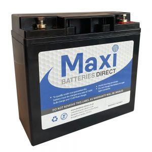 Maxi Sealed Lead Acid Golf Trolley Batteries